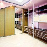 Ideja za garderobno sobo