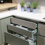 Minimalisticen design kuhinje
