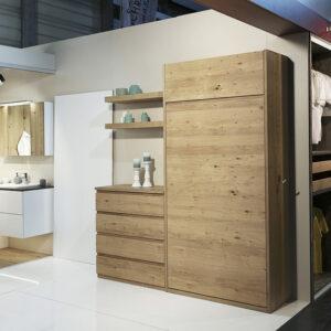 Moderna bela kopalnica