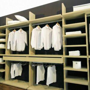 Omara za obleke in srajce