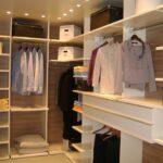Primer garderobne omare