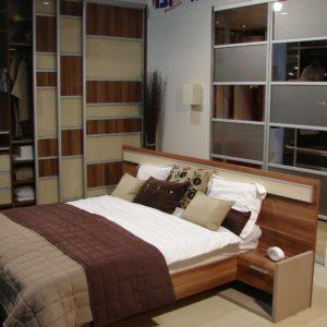 Zakonska postelja izi natur